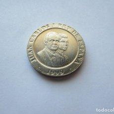 Monedas Juan Carlos I: MONEDA DE 200 PESETAS DE 1999 SC. Lote 235202475