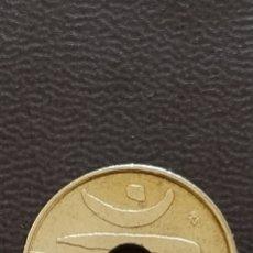 Monedas Juan Carlos I: 25 PESETAS 1990 EMBLEMA OLÍMPICO. Lote 235265970