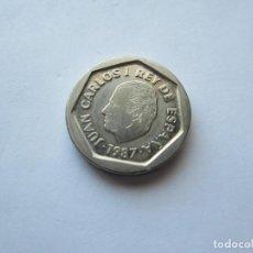 Monedas Juan Carlos I: MONEDA DE 200 PESETAS DE 1987 SC. Lote 235358440