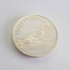 Monedas Juan Carlos I: MONEDA DE PLATA 999 FRANCISCO GOYA - MAJA DESNUDA. Lote 235939945