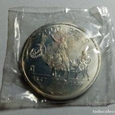 Monedas Juan Carlos I: MONEDAS 2000 PTS PLATA EL QUIJOTE - JUAN CARLOS I AÑO 1997. Lote 236192425