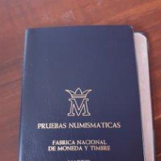 Monedas Juan Carlos I: PRUEBA NUMISMATICA. Lote 236382415