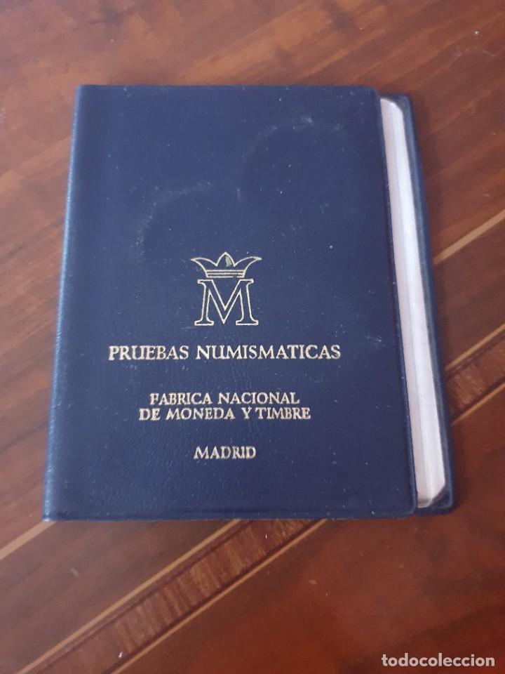 PRUEBA NUMISMATICA (Numismática - España Modernas y Contemporáneas - Juan Carlos I)