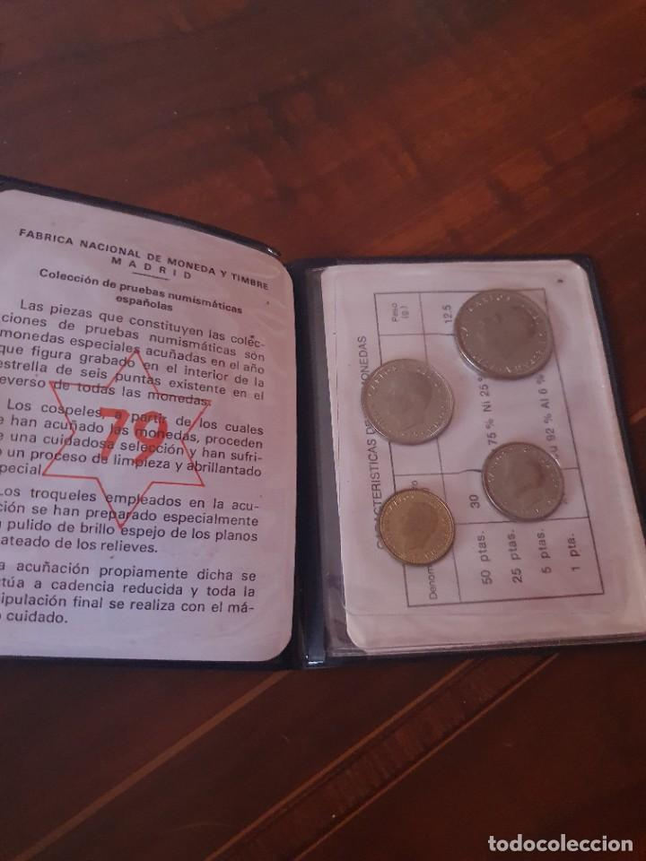 Monedas Juan Carlos I: Prueba numismatica - Foto 2 - 236382600