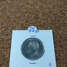 Monedas Juan Carlos I: JUAN CARLOS I, 25 PESETAS 1980*80 DE CARTUCHO. Lote 236416165