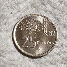Monedas Juan Carlos I: 25 PESETAS 1980 *80 - SC/BU - REY J. C. I - EXCELENTE ACUÑACIÓN. Lote 236666410