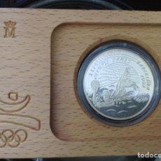 Monedas Juan Carlos I: MONEDA BARCELONA 92 WATERPOLO.PLATA.PROOF. Lote 236699070