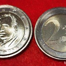 Monedas Juan Carlos I: MONEDA 2 EUROS ESPAÑA AÑO 2005 REY SIN CIRCULAR NUEVA DE CARTUCHO ORIGINAL. Lote 287987318