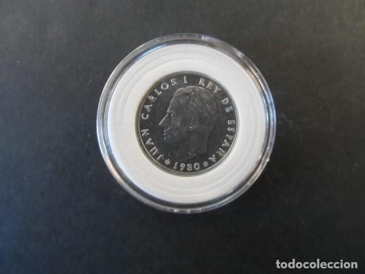Monedas Juan Carlos I: 50 CENTIMOS JUAN CARLOS I. REINO DE ESPAÑA.ESPAÑA82. AÑO 1980 19**82** MBC - Foto 3 - 236790305