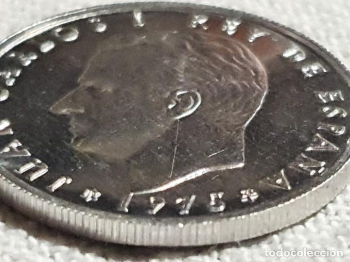 Monedas Juan Carlos I: 50 céntimos 1975 *76 - SC/BU - Rey J. C. I - excelente acuñación - 1976 - Foto 4 - 237007225