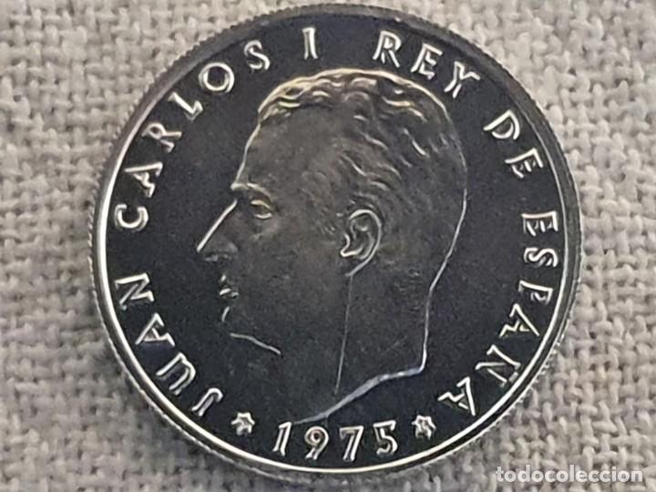 Monedas Juan Carlos I: 50 céntimos 1975 *76 - SC/BU - Rey J. C. I - excelente acuñación - 1976 - Foto 6 - 237007225