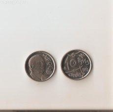 Monedas Juan Carlos I: BONITA MONEDA DE 10 PESETAS DE 1993 S/C LA DE LA FOTO VER TODOS MIS LOTES DE MONEDAS Y BILLETES. Lote 239361645