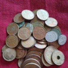 Monedas Juan Carlos I: SET MONEDAS ANTIGUOS PESETAS ESPAÑA. Lote 239651550