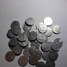 Monedas Juan Carlos I: (ESPAÑA)(ALUMINIO) LOTE DE 1 PTAS JUAN CARLOS I. Lote 240222095