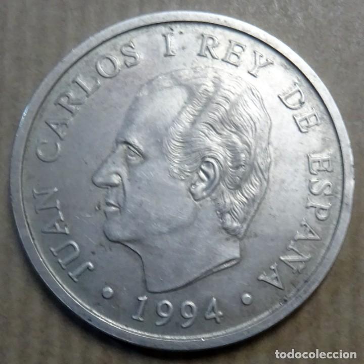 Monedas Juan Carlos I: MONEDA DE PLATA 2000 PTAS 1994 - Foto 3 - 240646325