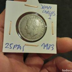 Monedas Juan Carlos I: MONEDA 25 PESETAS 1983 JUAN CARLOS I ESPAÑA. Lote 241308840