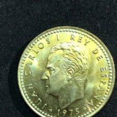Monedas Juan Carlos I: MONEDA DE 1 PESETA DE 1975 * 80 - SC -REY JUAN CARLOS 1º. Lote 242417565