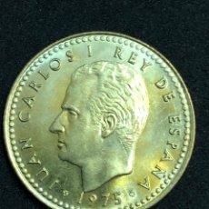 Monedas Juan Carlos I: MONEDA DE 1 PESETA DE 1975 * 80 - SC -REY JUAN CARLOS 1º. Lote 242418285
