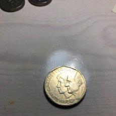 Monedas Juan Carlos I: 500 PESETAS DE 1988. Lote 243415395