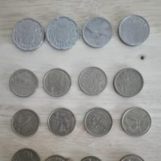 Monedas Juan Carlos I: LOTE MONEDAS AÑOS 90 (INCLUYE ALGUNA CONMEMORATIVA). Lote 243441580