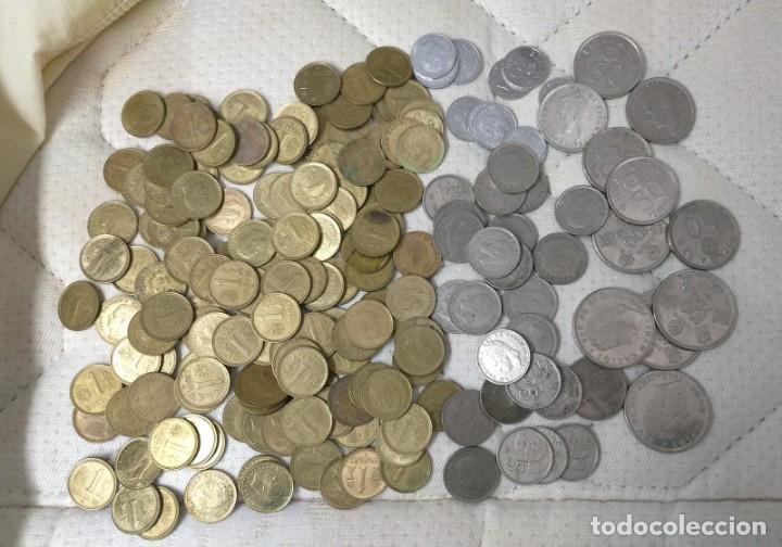 JUAN CARLOS I. 850 GRS. MONEDAS DEL MUNDIAL. (Numismática - España Modernas y Contemporáneas - Juan Carlos I)