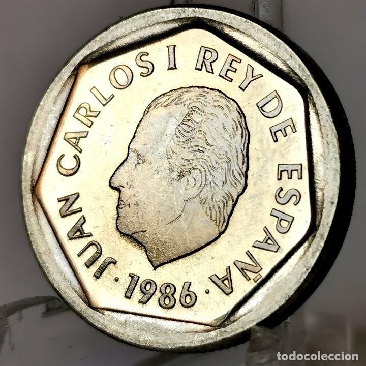 ⚜️AB342. S/C, MUY BELLA. 200 PESETAS 1986 (Numismática - España Modernas y Contemporáneas - Juan Carlos I)