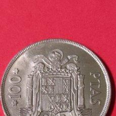 Monedas Juan Carlos I: MONEDA 100 PESETAS JUAN CARLOS I REY DE ESPAÑA. 1975 (76). AGUILA.. Lote 244549860