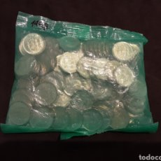 Monedas Juan Carlos I: BOLSA DE 100 MONEDAS DE 10 PESETAS 1998 JUAN CARLOS I SIN CIRCULAR ORIGINAL FNMT ESPAÑA. Lote 244898310