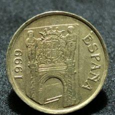 Monedas Juan Carlos I: 5 PESETAS DE 1999 - CONMEMORATIVA REGIÓN DE MURCIA. Lote 244945885