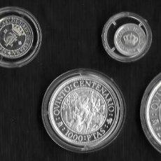 Monedas Juan Carlos I: ESPAÑA. AÑO 1989. SERIE I. QUINTO CENTENARIO.. Lote 245232570