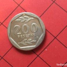 Monedas Juan Carlos I: 397 )ESPAÑA,,200 PESETAS 1987 EN ESTADO MUY BUENO. Lote 245247900