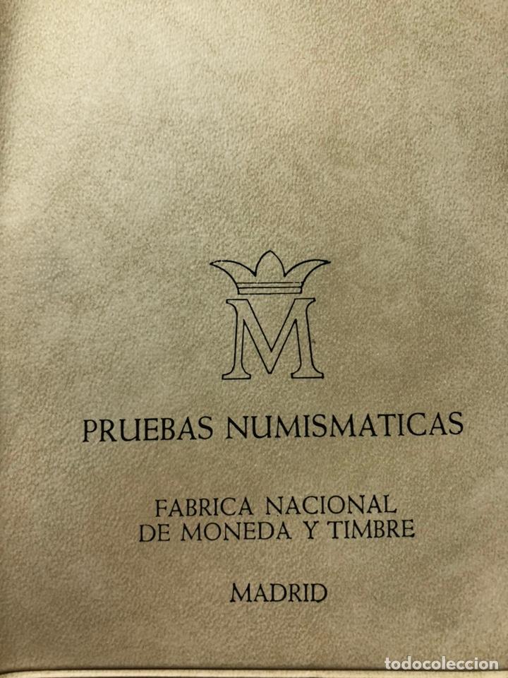 Monedas Juan Carlos I: Pruebas Numismaticas del 76 - Foto 7 - 245299185
