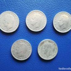 Monedas Juan Carlos I: 5 PESETAS 1975. ESTRELLA 78. ESPAÑA. 5 MONEDAS. Lote 246102390