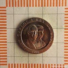 Monedas Juan Carlos I: JUAN CARLOS I, 200 PESETAS 1990.. Lote 246551350