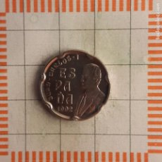 Monedas Juan Carlos I: JUAN CARLOS I, 50 PESETAS 1992. SAGRADA FAMILIA. Lote 246551895