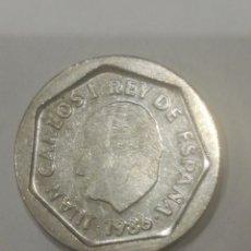 Monedas Juan Carlos I: MONEDA 200 PESETAS 1986. JUAN CARLOS I. SIN CIRCULAR.. Lote 246586195