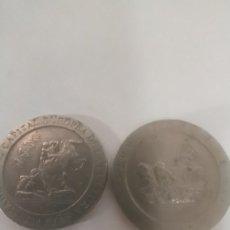 Monedas Juan Carlos I: MONEDAS DE 200 PESETAS DE COLECCIÓN DOS MONEDAS. Lote 247540510