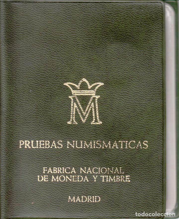 Monedas Juan Carlos I: JUAN CARLOS I: CARTERA MONEDAS AÑO 1977 / FNMT - Foto 3 - 248424060
