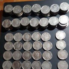 Monedas Juan Carlos I: EXTRAORDINARIO LOTE DE 100 MONEDAS DE 200 PTAS (120€) 1986-1987-1988. Lote 248618835