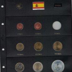 Monedas Juan Carlos I: JUAN CARLOS I. AÑO 2006 COMPLETO. SIN CIRCULAR. HOJA PARDO. Lote 251470150