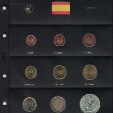 Monedas Juan Carlos I: JUAN CARLOS I. AÑO 2003 COMPLETO. SE VENDE INCLUIDA LA HOJA DE PARDO. Lote 251471820