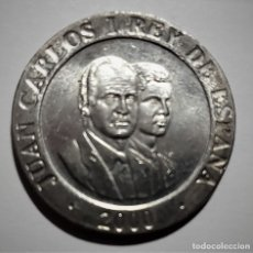 Monete Juan Carlos I: MONEDA DE 200 PESETAS REYES ESPAÑA AÑO 2000 NUEVA S/C. Lote 251588740