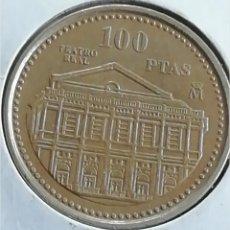 Monete Juan Carlos I: CIEN PESETAS DE 1999. MUY BIEN CONSERVADO. ADJUNTO PEDIDOS. ACEPTO OFERTAS.. Lote 242994350