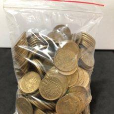 Monedas Juan Carlos I: 1 KILO DE MONEDAS DE PESETA REY JUAN CARLOS 1º. Lote 252654000