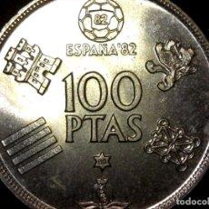 Monete Juan Carlos I: 100 PESETAS 1980 SC- DE CARTUCHO DE FNMT (SUB2). Lote 253145710