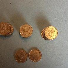 Monedas Juan Carlos I: LOTE DE 25 MONEDAS. JUAN CARLOS I. CINCO PESETAS.. Lote 254931510