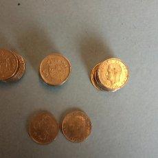 Monedas Juan Carlos I: LOTE DE 25 MONEDAS. JUAN CARLOS I. CINCO PESETAS.. Lote 254931525