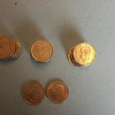Monedas Juan Carlos I: LOTE DE 25 MONEDAS. JUAN CARLOS I. CINCO PESETAS.. Lote 254931540