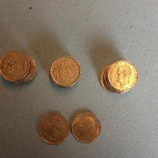 Monedas Juan Carlos I: LOTE DE 25 MONEDAS. JUAN CARLOS I. CINCO PESETAS.. Lote 254931725