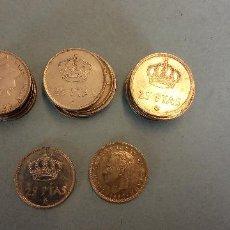 Monedas Juan Carlos I: LOTE DE 25 MONEDAS. JUAN CARLOS I. 25 PESETAS.. Lote 254931810